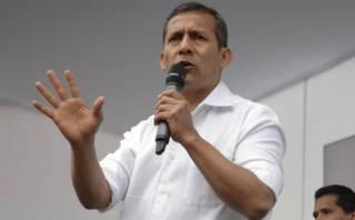"""Humala: Filtración """"es una confesión de parte"""" de espionaje"""