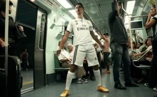 YouTube: ¿Cómo sería Cristiano Ronaldo andando en el metro?