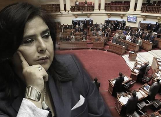 Ana Jara fue censurada por el Congreso por rastreos de la DINI
