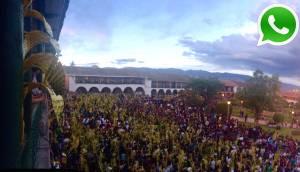 WhatsApp: así se vivió el Domingo de Ramos en Huamanga (FOTOS)