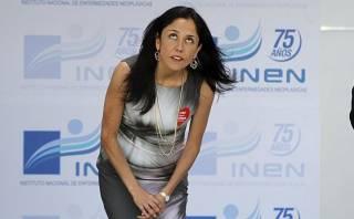 Nadine a Mulder: No uso la escopeta de dos cañones como el Apra