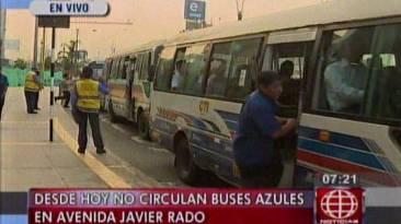 Javier Prado: viajar de Ate a San Miguel vuelve a costar S/.3