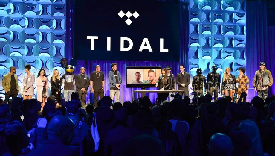 Tidal: los famosos se dieron cita en el lanzamiento de Jay-Z