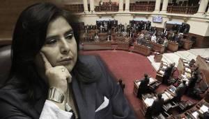 Ana Jara fue censurada por el Congreso por rastreos de DINI