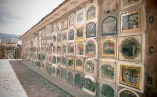 [Blog] Panteón de la Almudena, el mundo de los muertos en Cusco