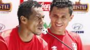 Carlos Lobatón no jugará hasta que su madre se recupere