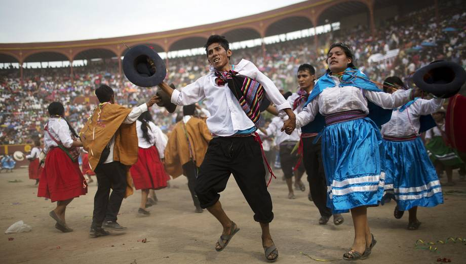 Festival de Ayacucho se trasladó a la Plaza de Acho [Fotos]
