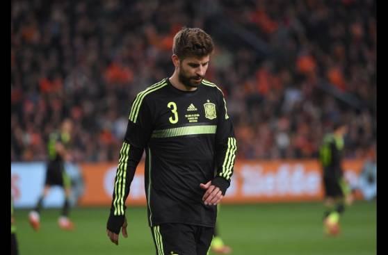 Las mejores imágenes del triunfo de Holanda sobre España