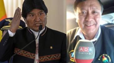Morales destituyó a ministro que agravió a Chile con su chaleco