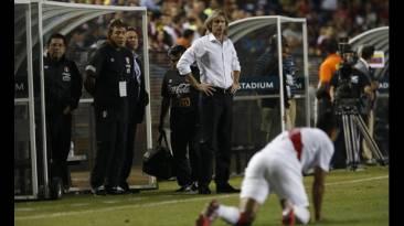 Perú cayó 1-0 ante Venezuela en el debut de Ricardo Gareca