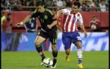 México derrotó 1-0 a Paraguay en amistoso jugado en EE.UU.