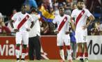 Selección: esto opinaron los jugadores de Perú tras caída