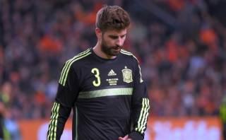 "Prensa española lamenta la ""flojera"" de su país ante Holanda"