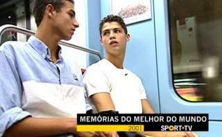 ¿Cómo vivía Cristiano Ronaldo cuando tenía 16 años?