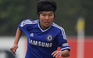 Es surcoreana, juega en Chelsea y la comparan con Lionel Messi