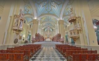 Semana Santa: realiza un paseo virtual por la Catedral de Lima