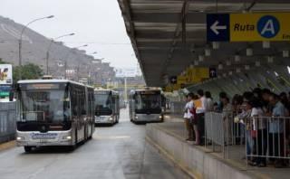 Metropolitano modificará horarios y servicios por Semana Santa