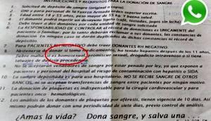 Denuncian discriminación a homosexuales para donar sangre