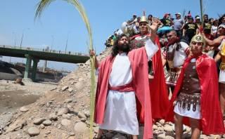Seis peruanos se llaman Jesucristo y 32 Judas según Reniec