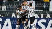 Paolo Guerrero anotó hat-trick en goleada de Corinthians