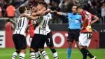Corinthians goleó 4-0 a Danubio con hat-trick de Paolo Guerrero - Noticias de cassio ramos