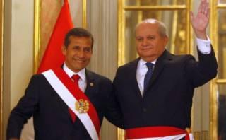 Pedro Cateriano asume como primer ministro en reemplazo de Jara