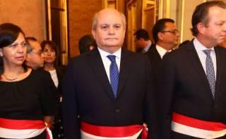 Pedro Cateriano: Sus siete momentos en el Ejecutivo