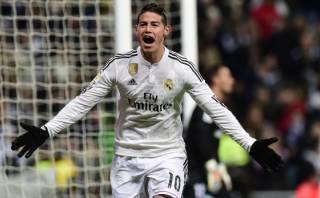 James Rodríguez regresa: las jugadas que Real Madrid extrañó