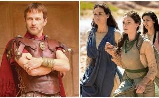 La TV celebra la Semana Santa:películas y series que puedes ver