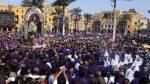 Semana Santa: desvíos por procesión del Señor de los Milagros - Noticias de cristo moreno