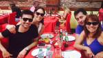 Magaly Medina y Karen Schwarz se encontraron en Argentina - Noticias de karen schwarz