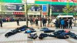 Taxistas chinos encontrados en el suelo por tomar pesticidas - Noticias de tiananmen