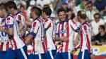 Atlético de Madrid venció 2-0 a Córdoba por la Liga BBVA - Noticias de borja gonzalez