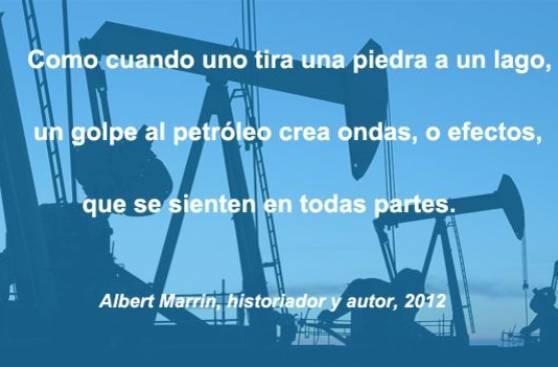¿Cómo llegó el petróleo a dominar el mundo?