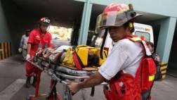 Semana Santa: Bomberos atendieron 960 emergencias médicas