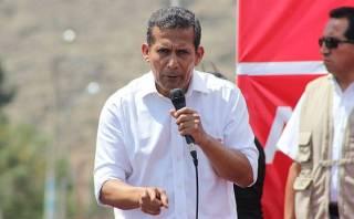 """Humala: """"Hay pruebas del espionaje y no queremos ambigüedades"""""""