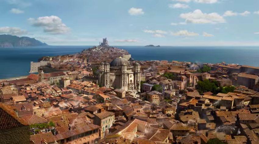 Resultado de imagen para game of thrones ciudades