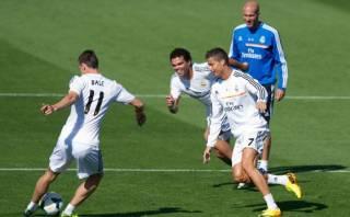 """Zidane sobre Cristiano: """"Su objetivo es siempre mejorar"""""""