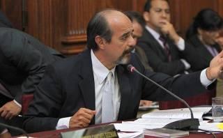 """Mauricio Mulder le sugiere a Ollanta Humala """"tomar valeriana"""""""