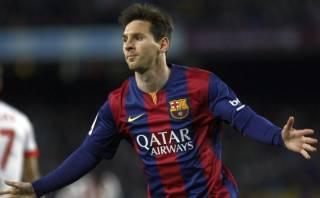 Lionel Messi anotó golazo del Barcelona en el Camp Nou (VIDEO)