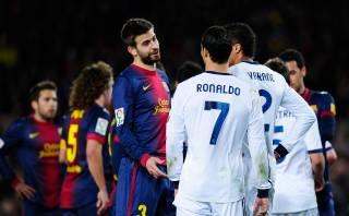 """Piqué: """"No es la primera vez que Cristiano hace ese gesto"""""""