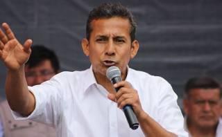 Ollanta Humala minimiza críticas de Carranza a política social