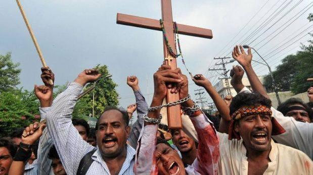 ¿Está creciendo la persecución de cristianos en el mundo?