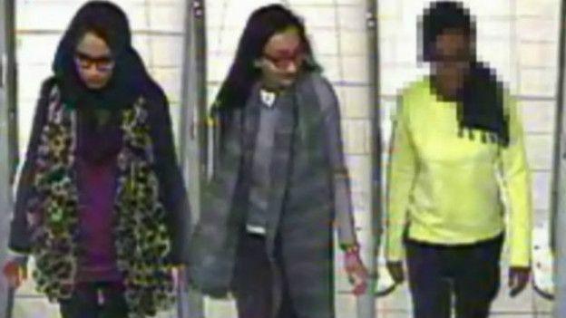 La huida a Siria de tres adolescentes británicas alertó a las autoridades. (Foto: Reuters)