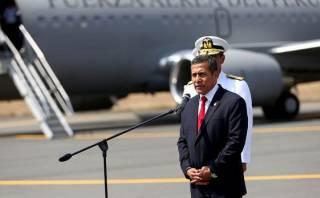 Aprobaron viaje de Ollanta Humala a la Cumbre de las Américas