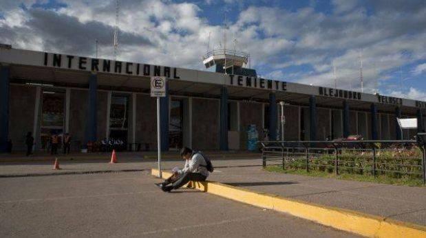 Se restablecieron las operaciones del aeropuerto de Cusco
