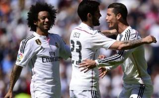 Real Madrid ganó 3-0 a Eibar y mete presión a Barcelona (VIDEO)