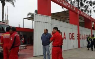 Conflicto Tía María: Manifestantes saquean compañía de bomberos