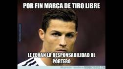 Real Madrid: Cristiano Ronaldo y Chicharito protagonizan memes