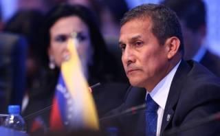 """Humala: """"Debemos acabar con desigualdades en América Latina"""""""